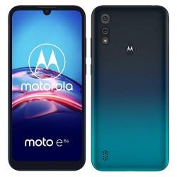 Cover personalizzate per Motorola Moto E6s personalizzabile con foto e testo -