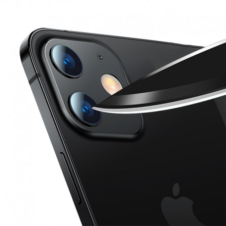 Pellicola Fotocamera per iPhone 12 Pro 6,1 protezione in vetro temperato