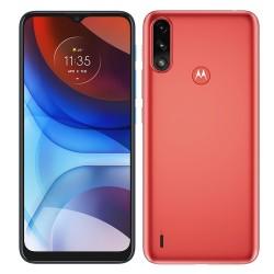 Cover personalizzate per Motorola Moto E7 Power personalizzabile con foto e testo -
