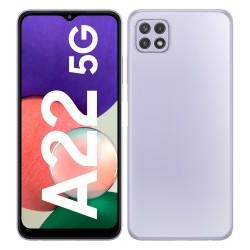 Cover personalizzate per Samsung Galaxy A22 5G A226 personalizzabile con foto e testo -