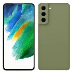 Cover personalizzate per Samsung Galaxy S21 FE G990 personalizzabile con foto e testo -