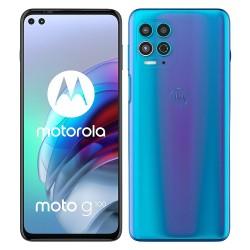 Cover personalizzate per Motorola Moto G100 personalizzabile con foto e testo -