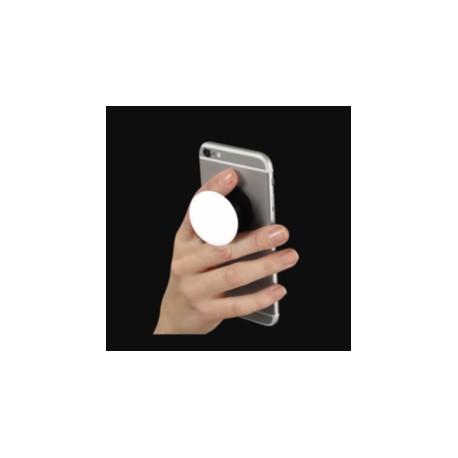 Pop up socket PERSONALIZZATO stand supporto cellulare con adesivo -